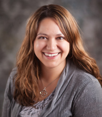 Photo of Liz Sosa, Interim Operations Director